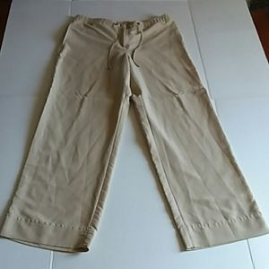 New York & Company sz 10 Capri pants